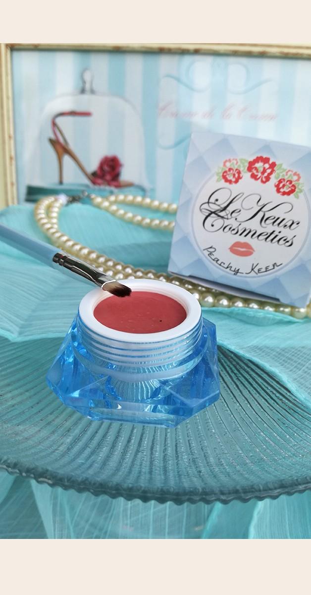 Vintage Make Up - Peachy Keen Peach Opaque Lip Paint