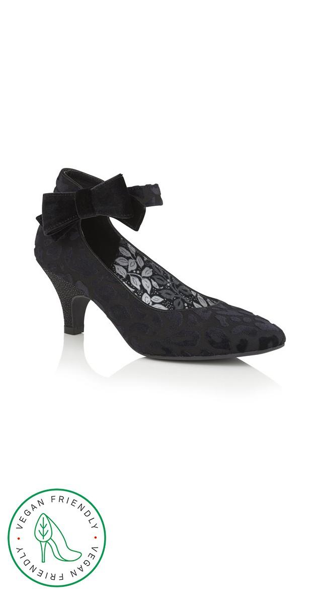 Vintage – 50er Jahre Stil Schuhe- Pumps- Cressida