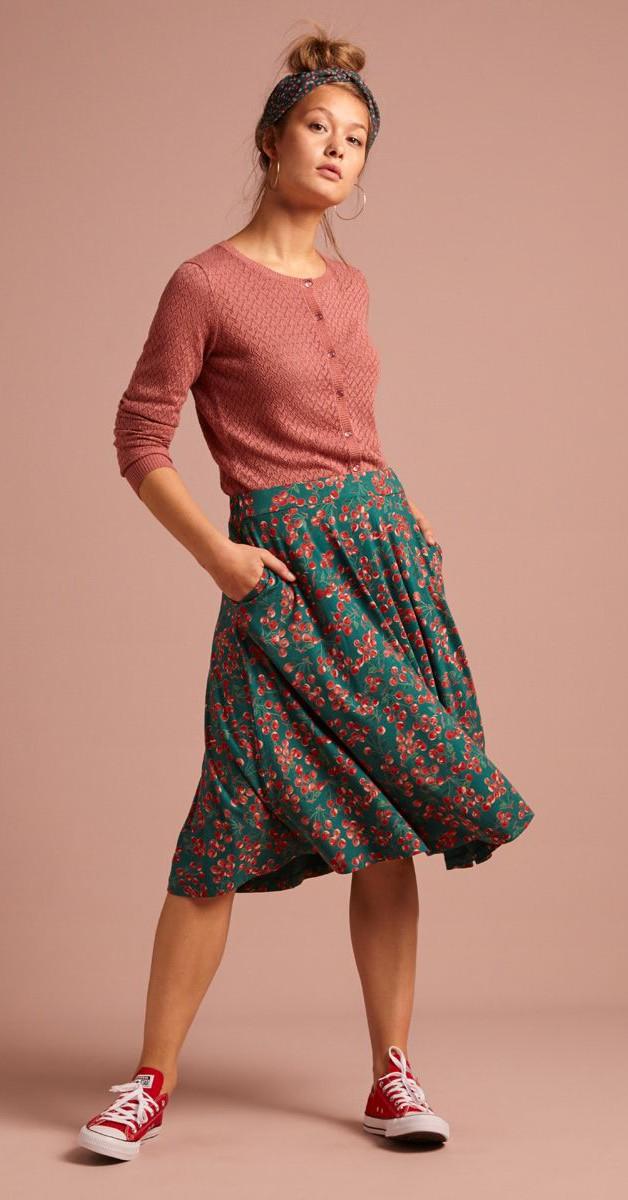 Vintage Mode - Rock - Circle Skirt Touche