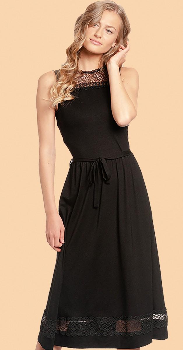 Retro Stil Mode- Kleid - Vive Maria Paris Summer Damen A-Linien-Kleid