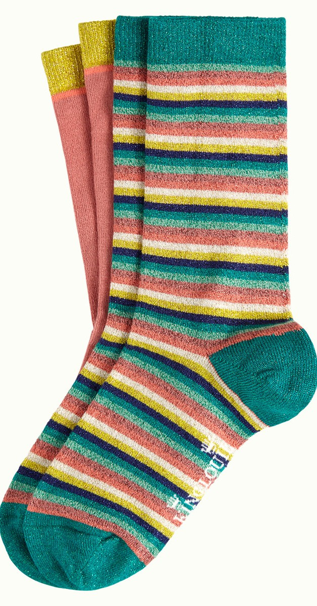 Vintage Retro Accessoires - Socks 2-Pack Daydream